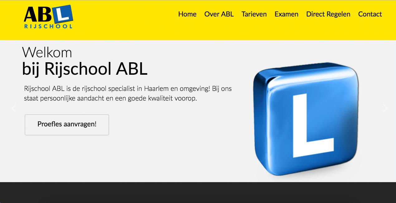 Rijschool ABL