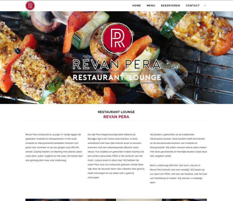 Revan Pera restaurant & Lounge