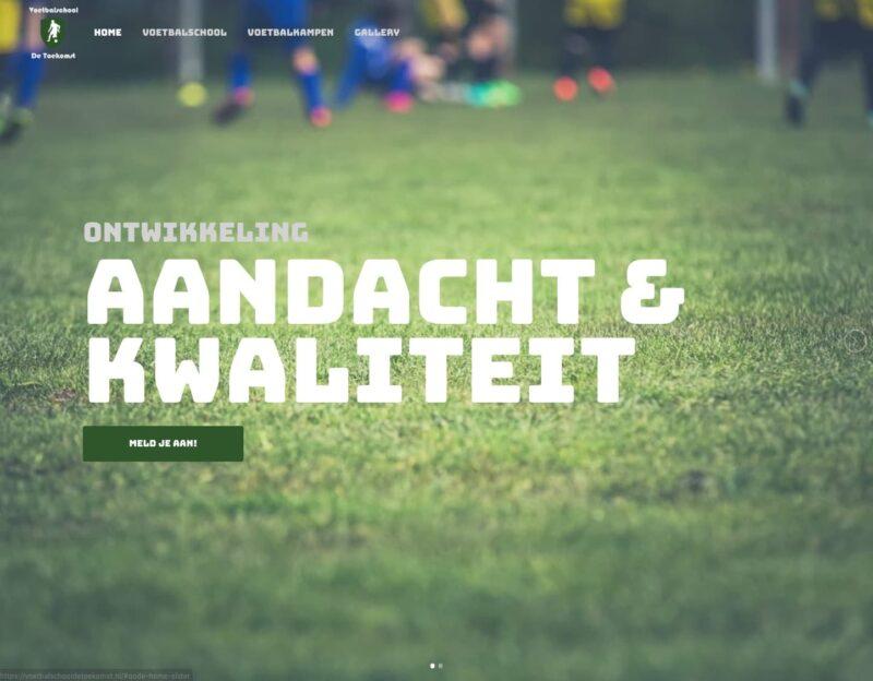 Voetbalschool de Toekomst