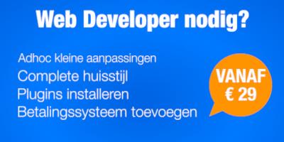 banner web developer