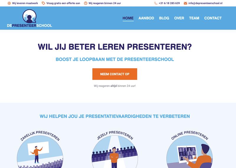 depresenteerschool.nl